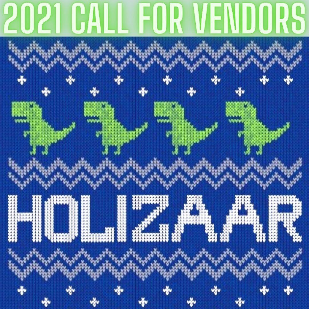 HOLIZAAR 2021: Call for Vendors